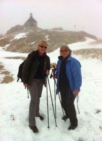 Deutschlands höchster Berg  die Zugspitze   2962 m