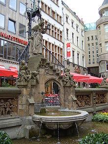 Rundgang durch Köln mit Freunden