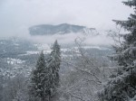 Alleine oberhalb Garmisch