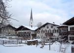 Garmisch ohne Touristen