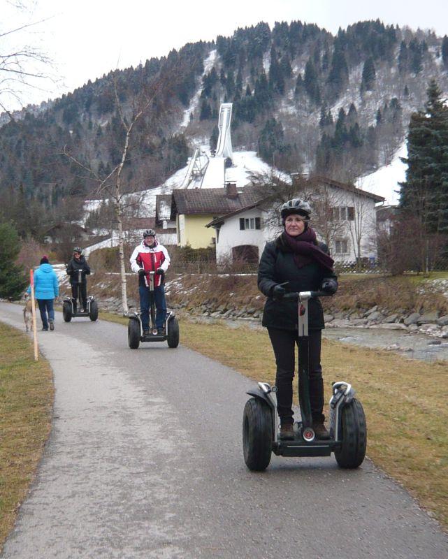 Garmisch-Partenkirchen Januar 2014