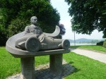 Remagen.Caracciola Denkmal