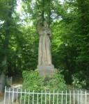 Remagen.Franziskus-Statue